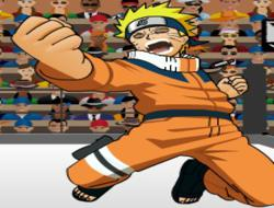 Naruto Boks Maçı